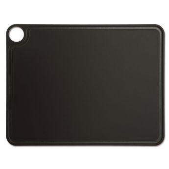 Achat en ligne Planche à découper noire en papier compressé avec rigole  42.7 x 32.7 cm - Arcos