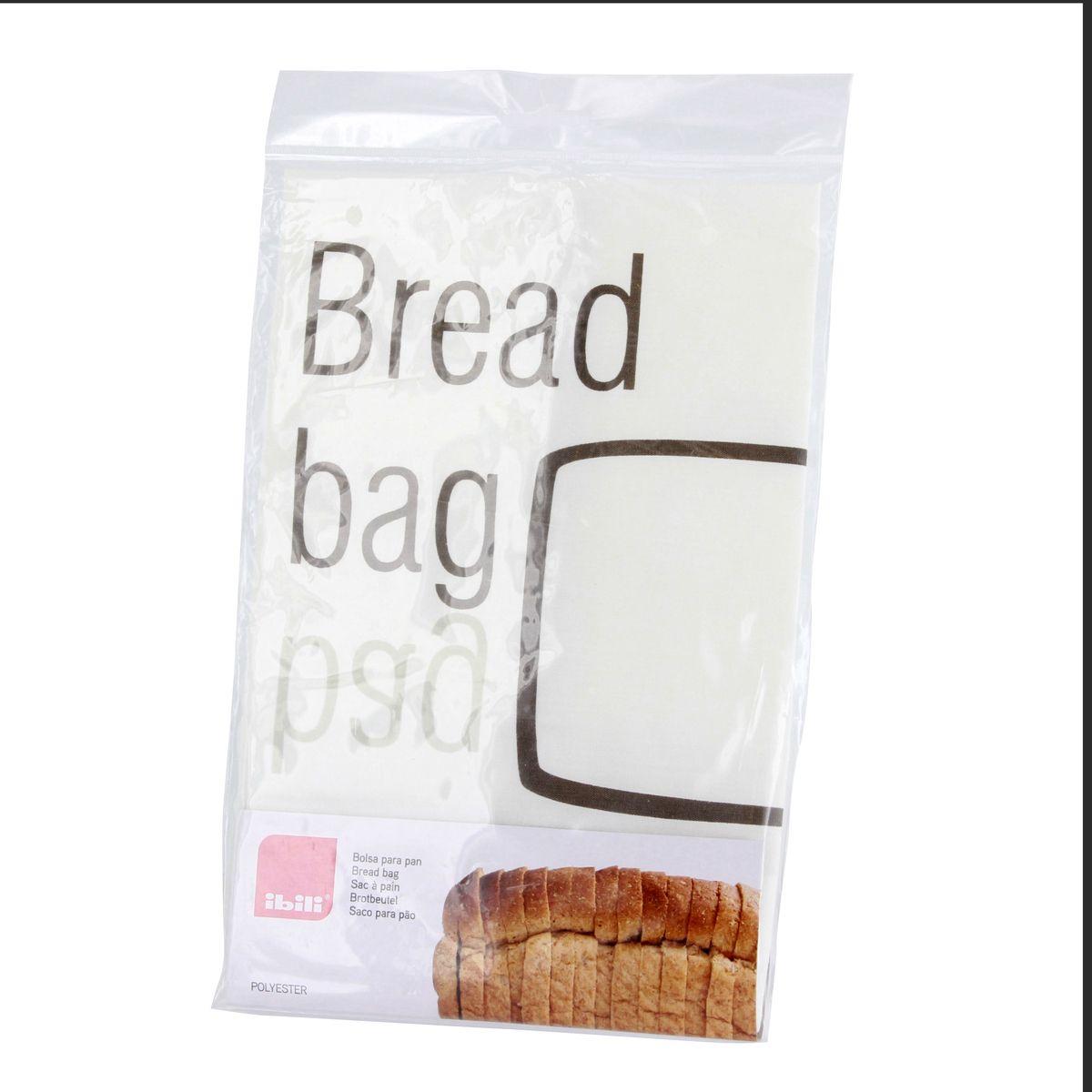 Sac à pain 27.5 x 38 cm - Ibili