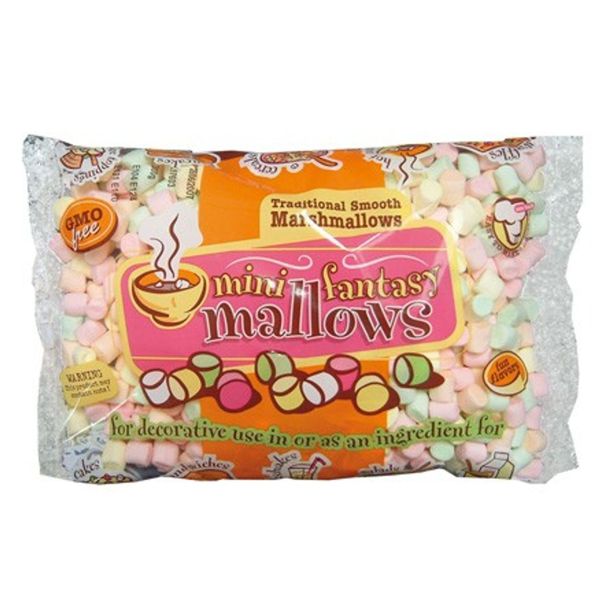 Mini-marshmallows 250g - Vandamme