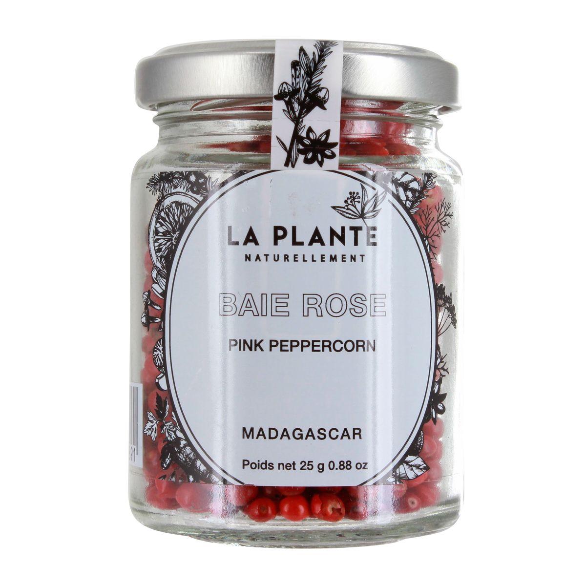 Baies roses BIO 25g - La Plante