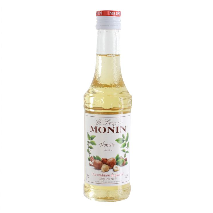 Sirop noisette 25 cl - Monin