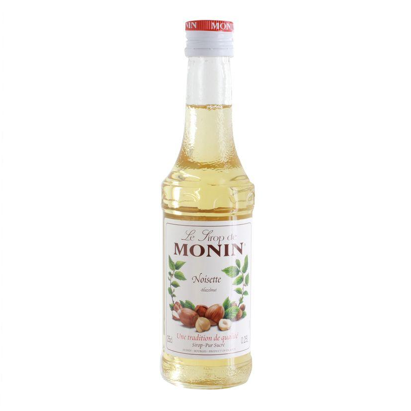 Sirop noisette 25cl - Monin