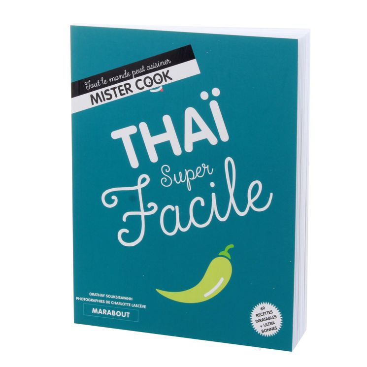 Thai super facile - Marabout