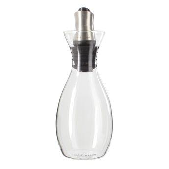 Achat en ligne Huilier ou vinaigrier doseur en verre 400 ml - Cole and Mason