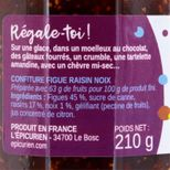 Confiture papa d'amour (figue, raisin et noix) - L´Epicurien