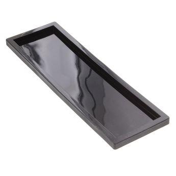 Achat en ligne Tapis à rebord rectangulaire en silicone pour base de bûche  de Noël 30 cm - Zôdio