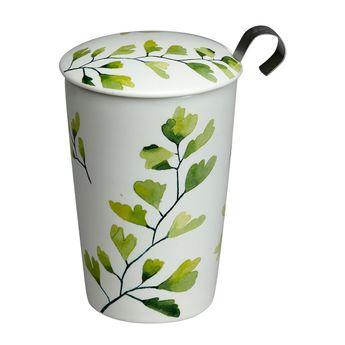Tisaniére porcelaine Trees 350ml - Teaeve