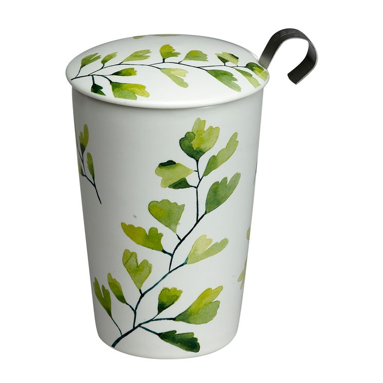 Tisaniére porcelaine Trees 350ml - Teaeve