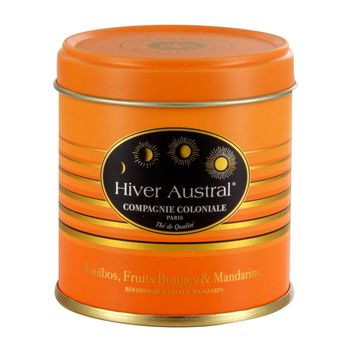 Thé Hiver Austral 30g - Compagnie Coloniale