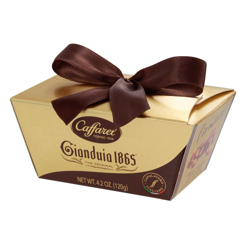 MINI BALLOTIN GIANDUJA 120G - CAFFAREL