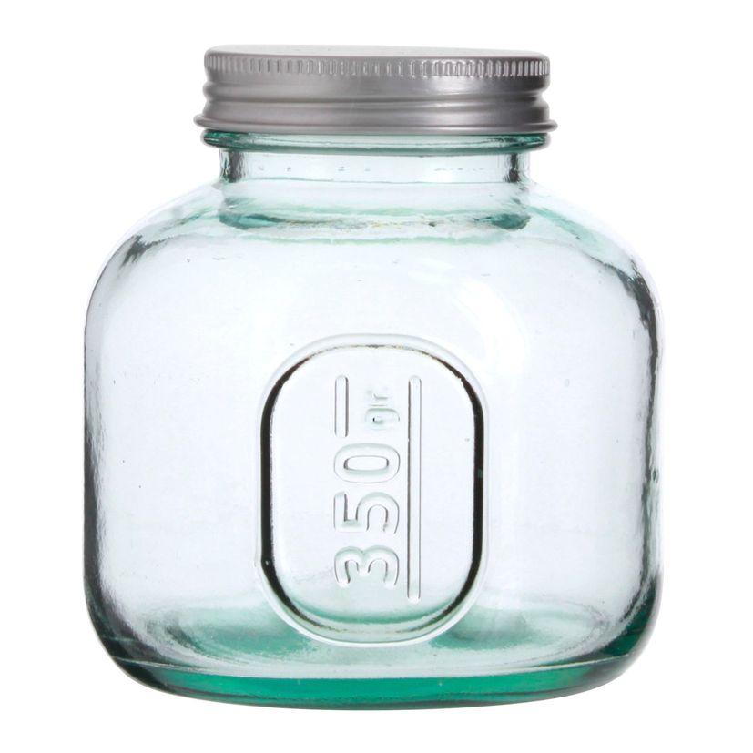 Boîte de conservation en verre recyclé 0.35 L - Vidrios