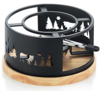 Achat en ligne Accessoire support à caquelon fondue  Chamonix - Table & Cook
