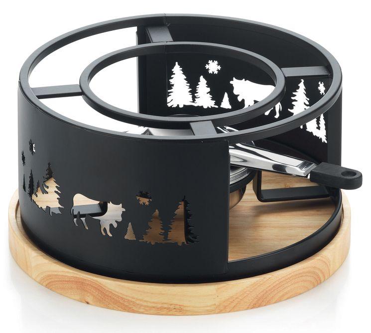 Accessoire support à caquelon fondue  Chamonix - Table & Cook