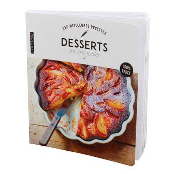 Achat en ligne Desserts très très facile - Larousse