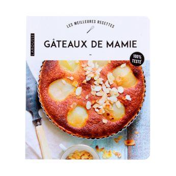 Achat en ligne Gâteau de mamie - Larousse