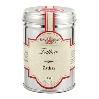 Achat en ligne Zathar 70gr - Terre Exotique