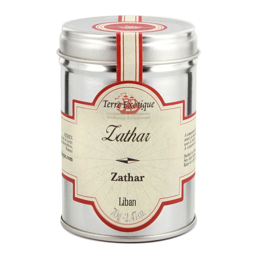 Zathar 70gr - Terre Exotique