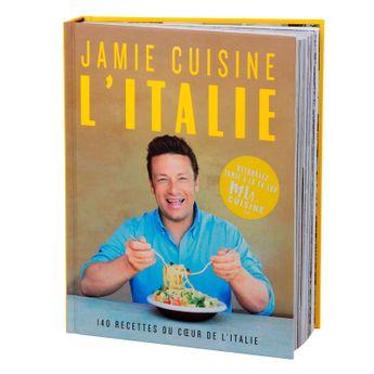 Achat en ligne Jamie cuisine l´Italie - Hachette Pratique