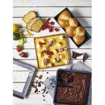 Coffret fait-maison : 1 moule à cake. 1 moule à tarte et 1 moule à gâteau - De Buyer