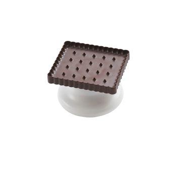 Achat en ligne Kit biscuits d´Halloween : emporte-pièce biscuit et moule tablette de chocolat - Silikomart