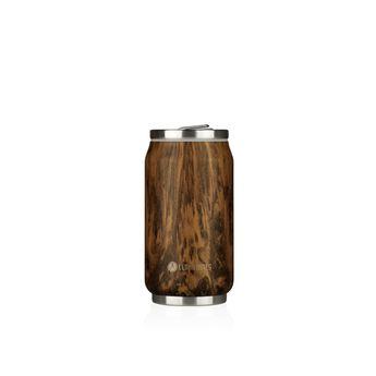 Achat en ligne Canette isotherme Pull Can´it effet bois 280 ml - Les Artistes
