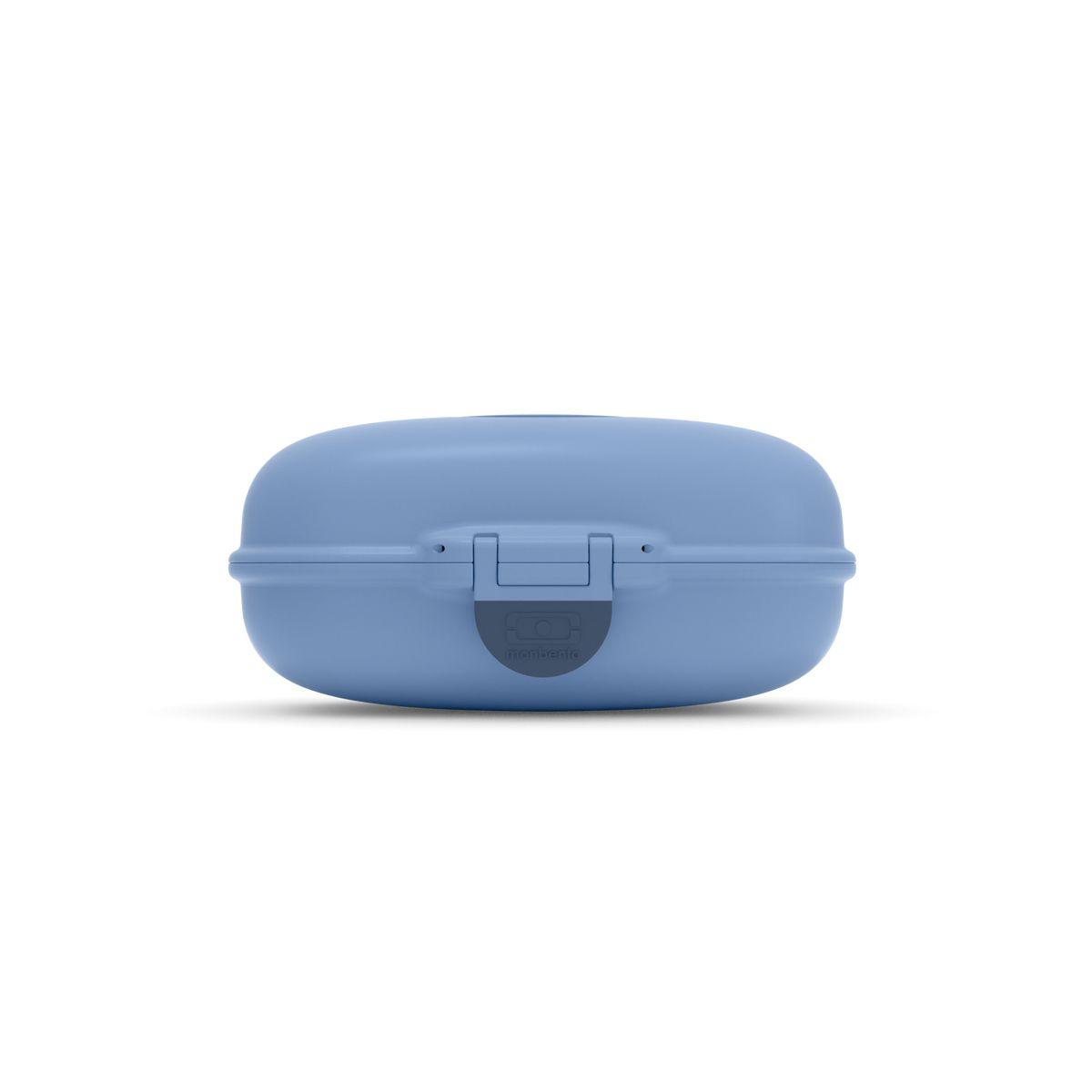 Boite à goûter MB Gram bleu foncé 600 ml 7 x 14.8 x 11.4 cm - Monbento