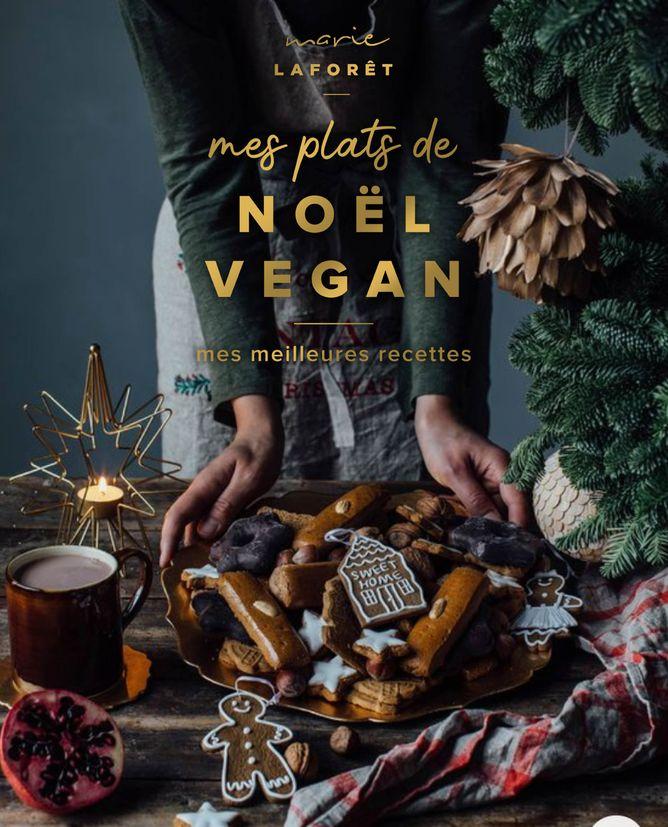 Mes recettes vegan de Noel - Solar