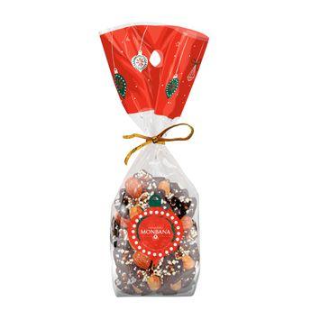 Achat en ligne Croquants sapin chocolat noir 120g - Monbana