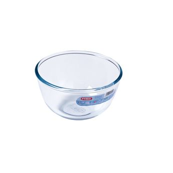 Achat en ligne Bol de préparation en verre transparent 1 l - Pyrex