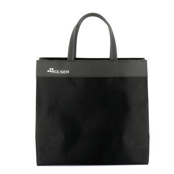 Achat en ligne Sac de course en polyester noir 33cmx14cmx38cm - Rolser