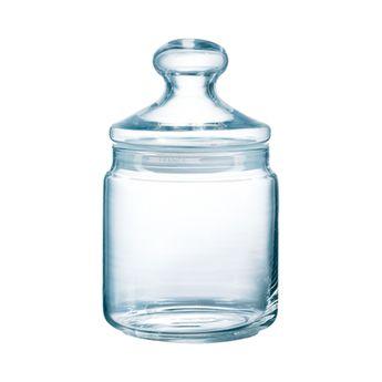 Achat en ligne Bonbonnière en verre 0,75L 10cmx10cmx17cm - Luminarc