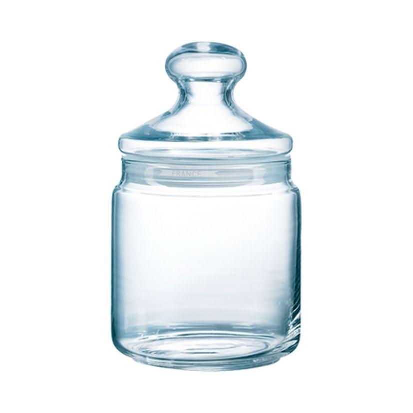 Bonbonnière en verre 0,75L 10cmx10cmx17cm - Luminarc