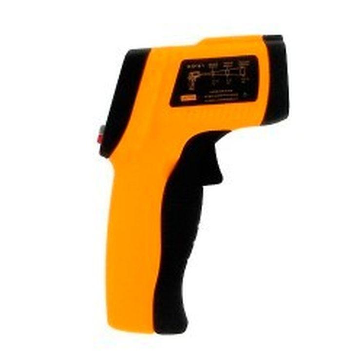 Thermomètre de cuisine infrarouge à visée laser - Patisdecor