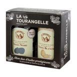 Duo de Truffe Noire et Blanche 2*125ml - La Tourangelle