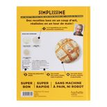 Simplissime recettes pour faire son pain maison - Hachette Pratique