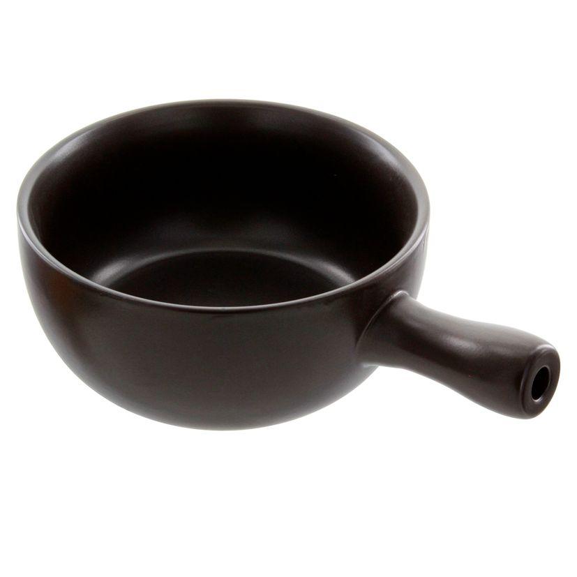 Caquelon pour service à fondue en fonte Country - Kela
