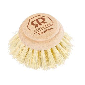 Achat en ligne Tête pour brosse à vaisselle en fibre diamètre 5 cm - Redecker