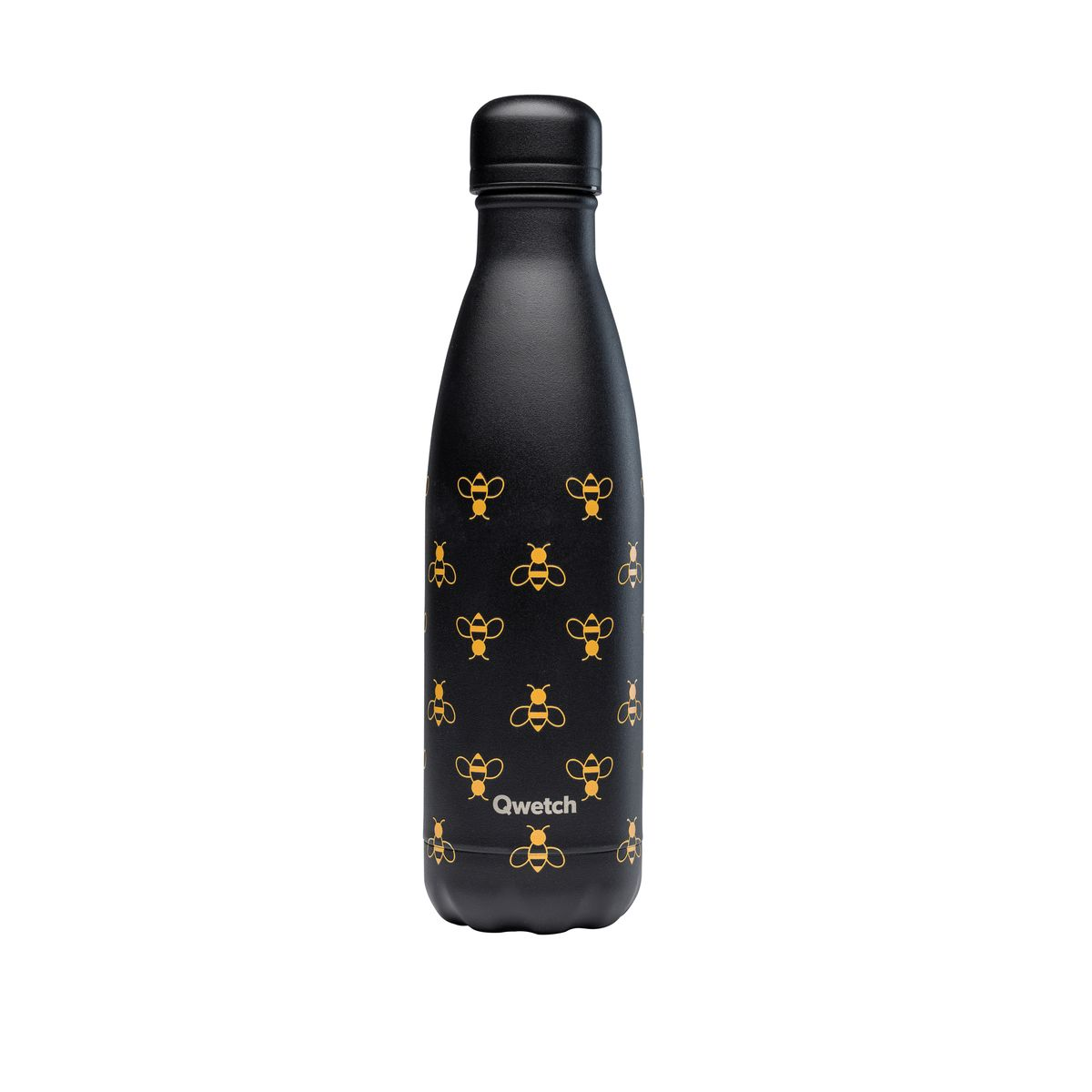 Bouteille isotherme inox 500ml Bee - Qwetch