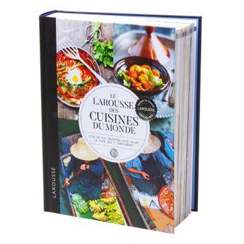 Achat en ligne Larousse des cuisines du monde - Larousse
