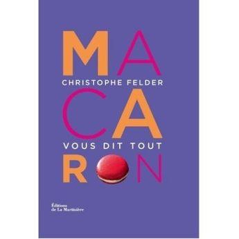 MACARONS C. FELDER DIT TOUT - LA MARTINIERE