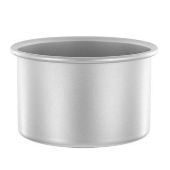 Achat en ligne Moule à bords hauts en aluminium 15 x 10 cm - Patisdecor