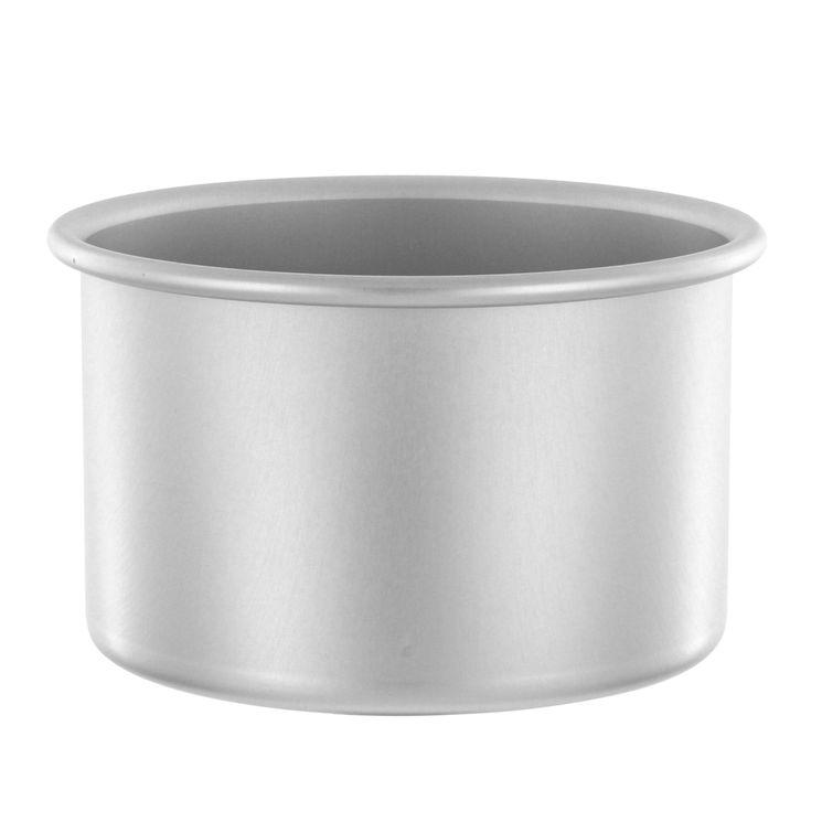 Moule à bords hauts en aluminium 15 x 10 cm - Patisdecor