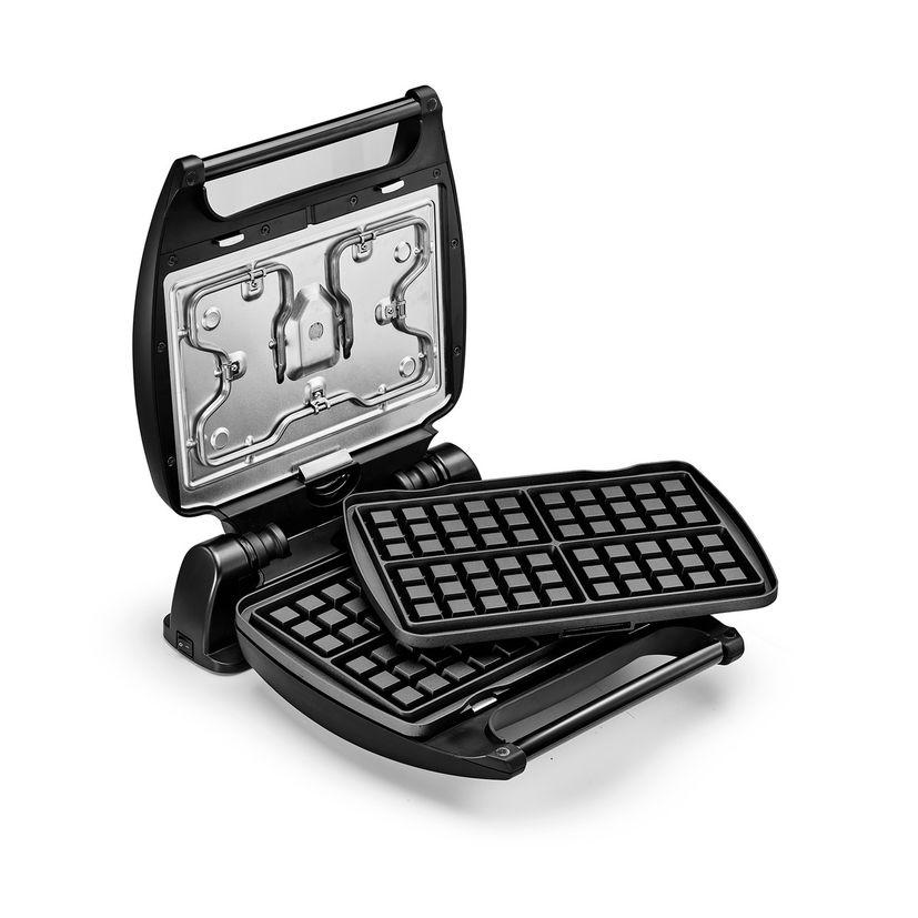 Décor de gâteau : Happy Birthday noir 22,5 cm - Party Deco