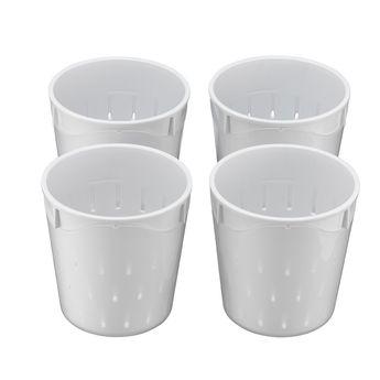 Achat en ligne 4 petits pots à faisselle 0,25 l - Lagrange