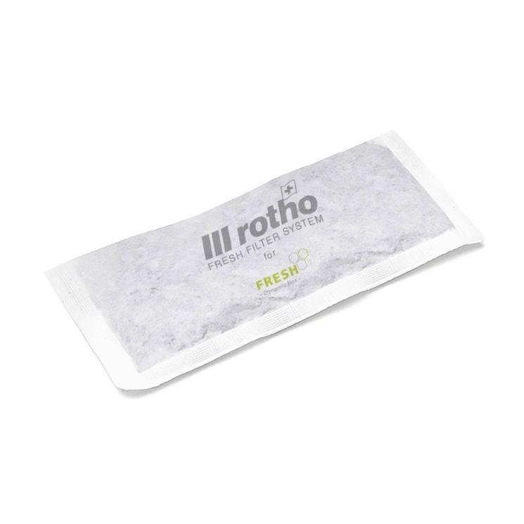 Recharge 4 filtres pour boîtes de conservation - Rotho