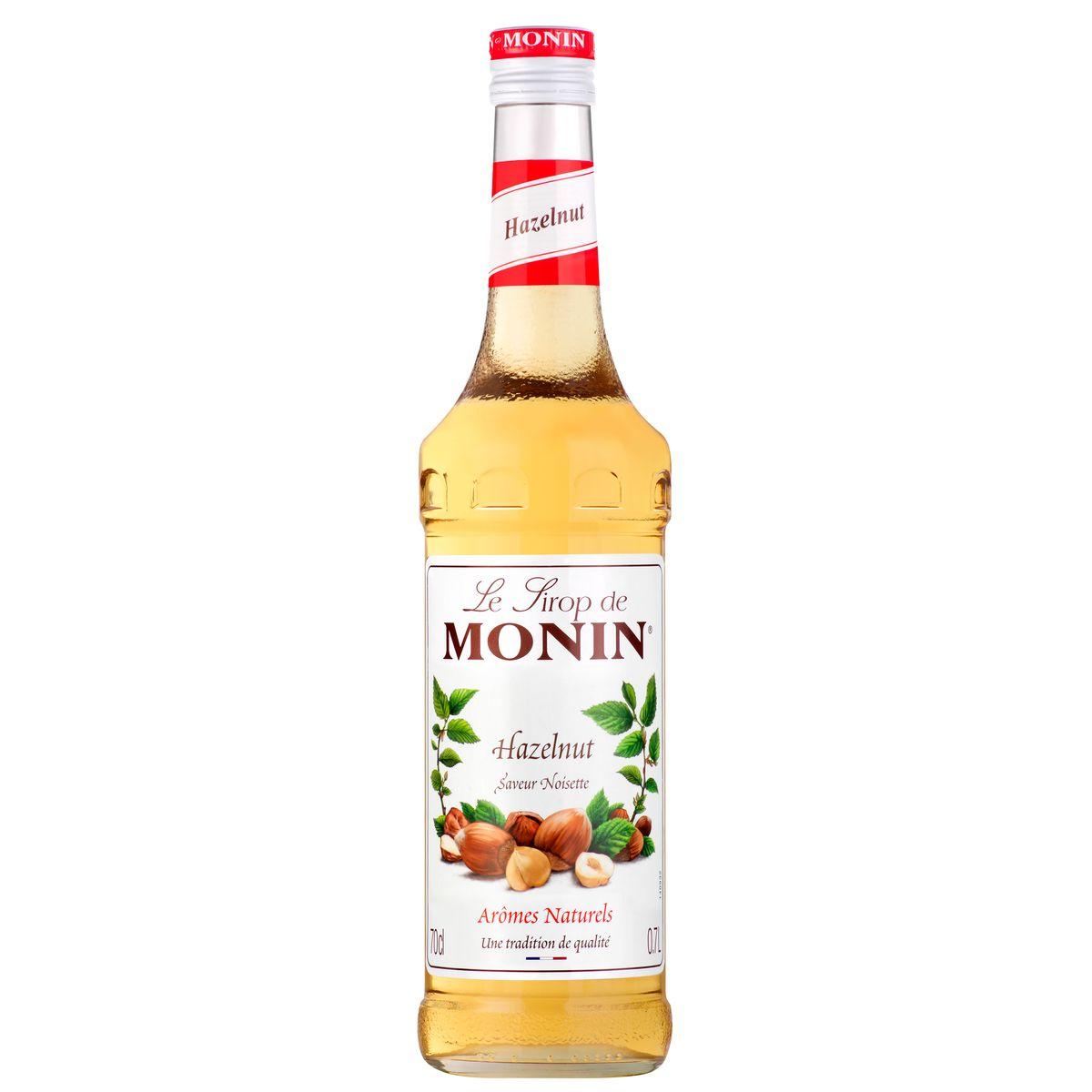 Sirop noisette 70cl - Monin