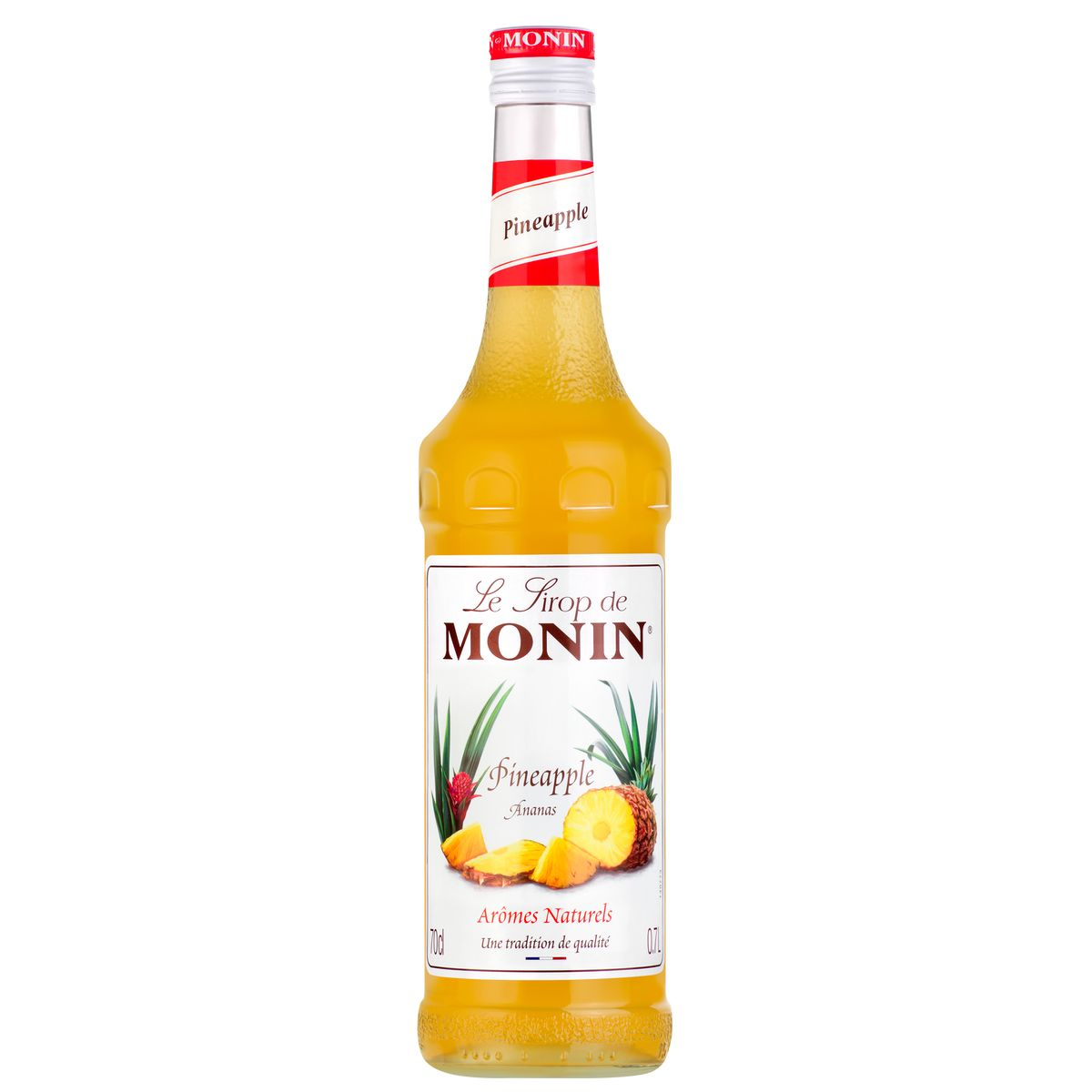Sirop ananas 70cl - Monin