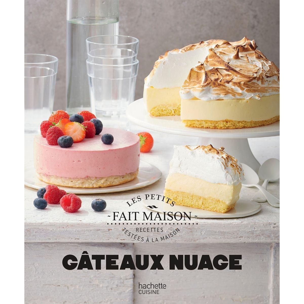 Gâteaux nuage - Hachette Pratique