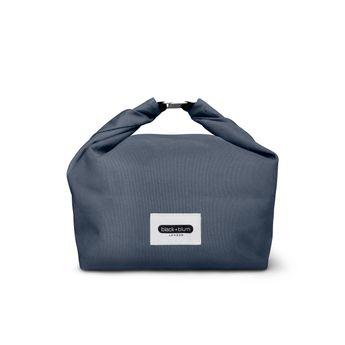 Achat en ligne Sac à lunch box bleu en plastique recyclée - Black & Blum
