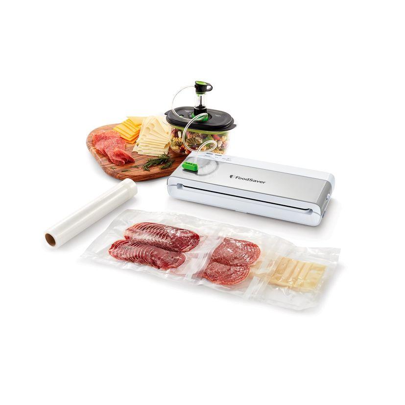 Appareil de mise sous vide PowerVac VS0100X - Foodsaver